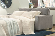 Ashley Altari Alloy Queen Sofa/Couch/Couch Sleeper