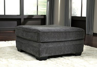 Ashley Tracling Slate Oversized Accent Ottoman