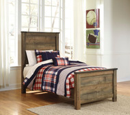Ashley Trinell Twin Panel Bed