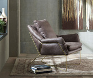 Ashley Crosshaven Dark Gray Accent Chair