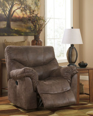 Ashley Alzena Gunsmoke Rocker Recliner