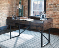 Ashley Starmore Brown Home Office Desk