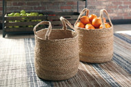 Ashley Brayton Natural Basket Set (2/CN)