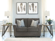 Ashley Alsen Granite Loveseat
