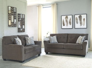 Ashley Alsen Granite Sofa & Loveseat