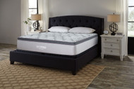 Sierra Sleep Augusta White King Mattress