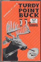 da Sequel - the Second Turdy Point Buck Hunting Humor Cassette BananasAtLarge