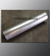 Mandrel Bend - 2.25 Inch OD Tube .065 wall - Straight Aluminized