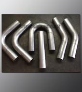 "Mandrel Bend - 2.25"" OD Tube .065 wall - Multi Pack Aluminized"