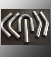 "Mandrel Bend - 2.00"" OD Tube .065 wall - Multi Pack Aluminized"