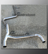 95-05 Chevy Cavalier Dual Exhaust Tubing System