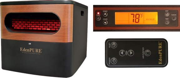 EdenPURE GEN 2 Heater
