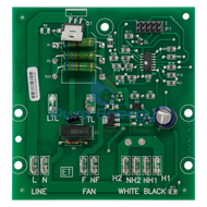 Eden PURE Rear PC Board for US1000 and GEN 4 Heaters