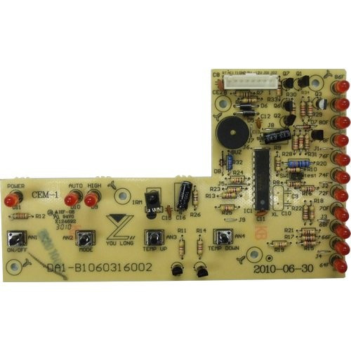 EdenPURE Front Control Board A4507