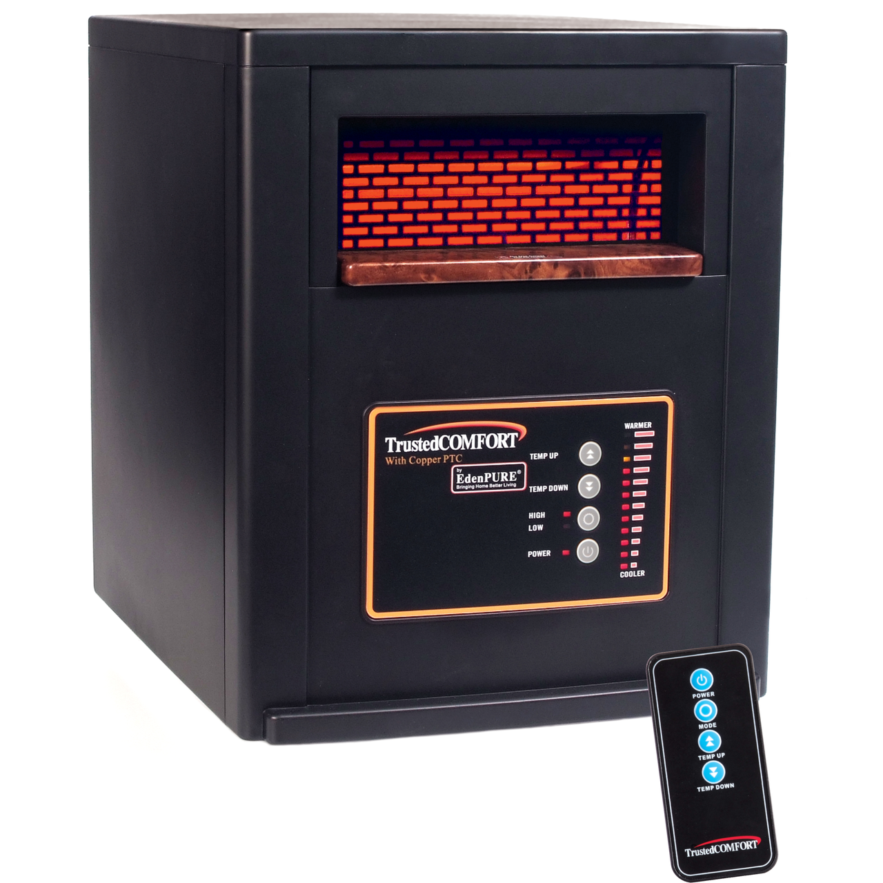 2017 Trusted Comfort Edenpure Heater