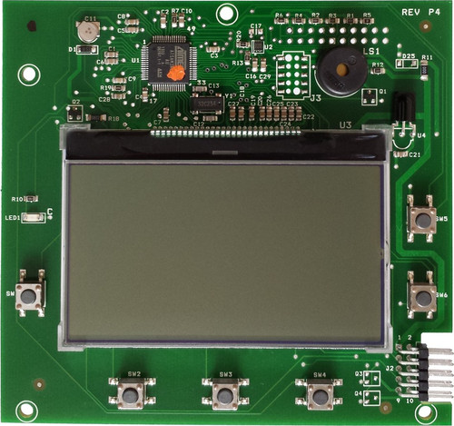 EdenPURE Front PC Control Board - US059