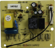 EdenPURE Rear PC Control Board A4998/RP