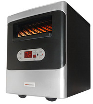 Infrared HeatWorx Heater With AirMax