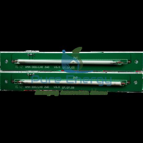 Set of UV Sterilizing lights for the O3 PURE Home Purifier