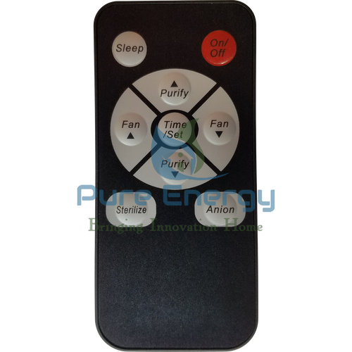 O3 PURE Whole House Air Purifier Remote Control