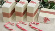 Peppermint Candy Bath Bar