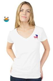 Haiti Miamistylez  (Women's)T-shirt
