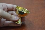 """Handmade Brass Incense Burner Holder 2"""""""
