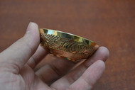 Handmade Brass Incense Burner Holder 2 1/2""