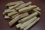 (60 Sticks Approx.) Palo Santo Holy Wood Incense Stocks 1 Pound Bag