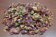 1 Pound Dried Rose Buds Petals Loose Herb Incense