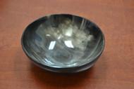 Dark Honey Buffalo Horn Bowl