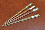 Handmade Mother of Pearl Wood Hair Sticks Pins