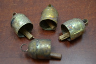 Small Handmade Rusty Iron Metal Farm Bells