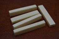 Electric Guitar Buffalo Bone Nut Blank 50 x 9 x 6mm