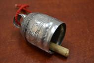 Handmade Rusty Silver Iron Metal Farm Bells