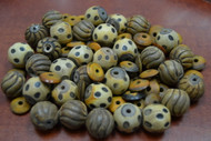 Assortment Buffalo Horn Beading Beads