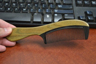 Handmade Wood Anti Static Hair Sandalwood Comb