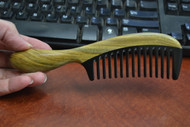 Handmade Anti Static Hair Sandalwood Wood Comb