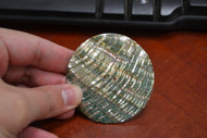 Abalone Shell Sewing Round Buttons 60mm