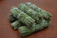 California Cedar Sage Smudge Bundle 5""