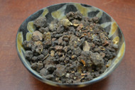 Natural Black Myrrh Resin Gum Rock Incense
