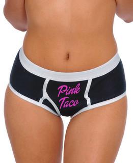 Pink Taco - Boy Brief Underwear Aesop Originals Clothing (Black)