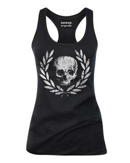 Death Or Glory - Tank Top Aesop Originals Clothing (Black)