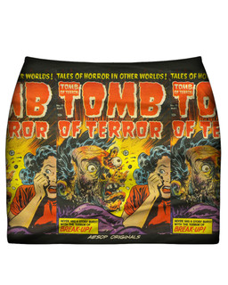 Tomb Of Terror - Skirt Aesop Originals Clothing