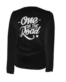 One For The Road - Cardigan Aesop Originals Clothing (Black)
