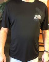 TDS DryFit T-Shirt - Black