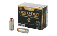 Speer Gold Dot Personal Protection 45ACP 230 Grain Hollow Point - 20 Round Box