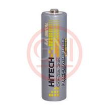 Hitech P-MH2500AA 2500mAh AA Ni-MH Rechargeable Battery
