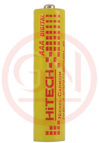 Hitech P-350AAA Ni-Cd AAA Rechargeable Battery 350mAh