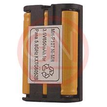 MH-P107 3.6V Ni-Mh Phone Battery for Panasonic HHR-P107, HHR-P107A, TYPE 35